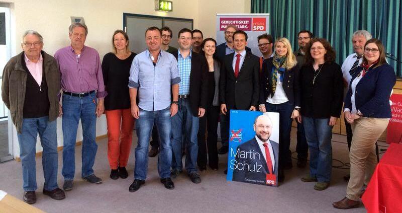 Vorstand SPD Limburg-Weilburg