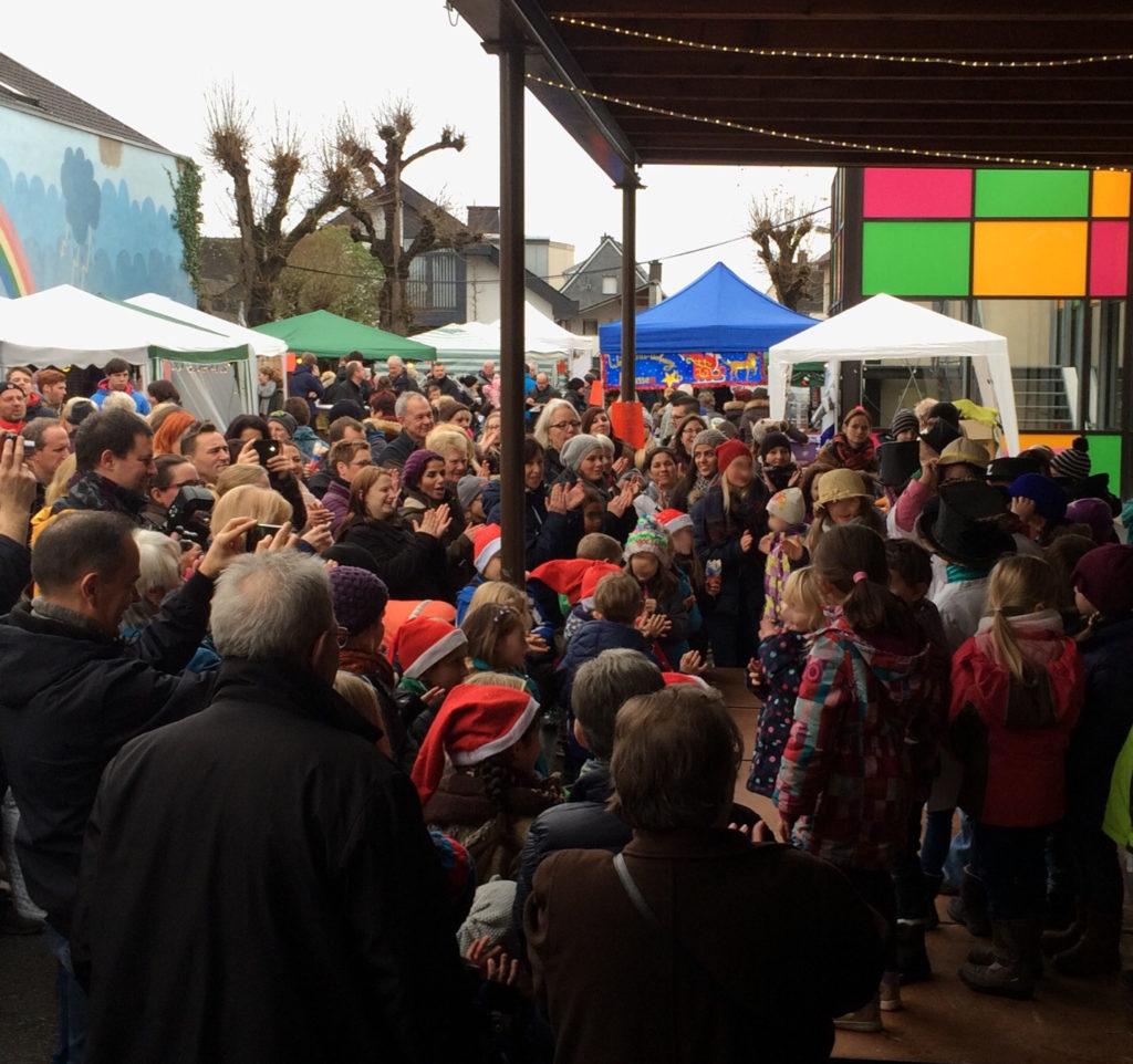 Weihnachtsmarkt Eschhofen 2015