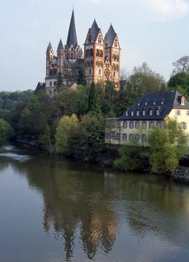 Limburg an der Lahn - Domblick
