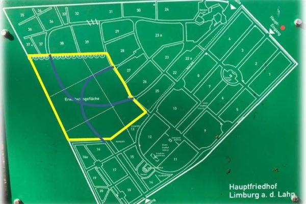 Erweiterung Limburg Hauptfriedhof